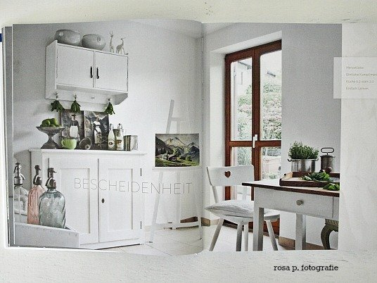 wohnen f r die seele rosa p. Black Bedroom Furniture Sets. Home Design Ideas