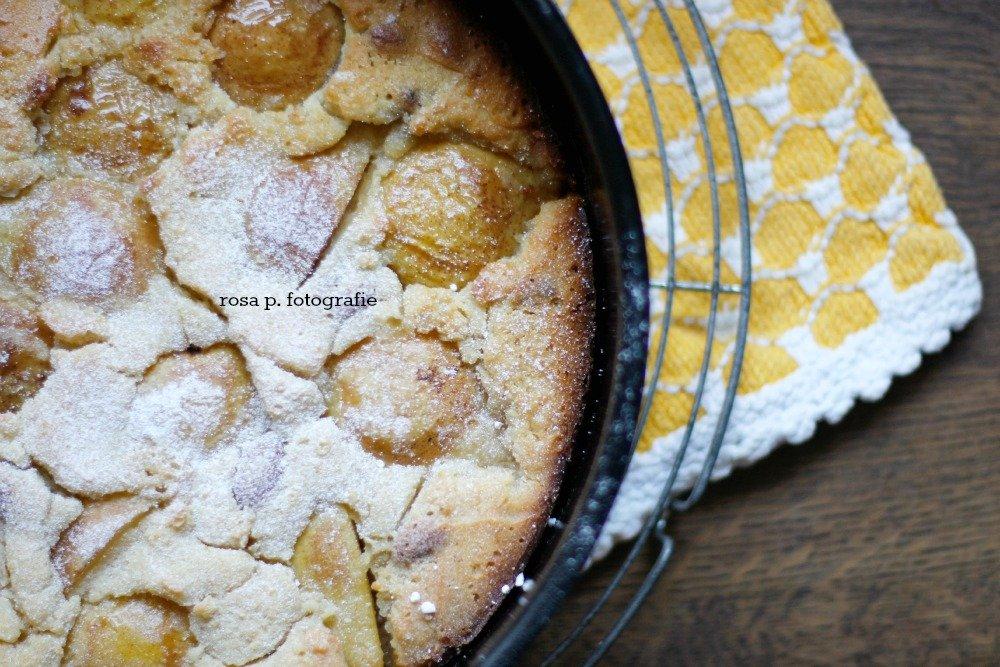 birnen gewürz kuchen