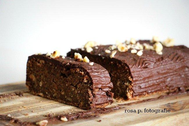Recipe Of The Week Schoko Nuss Kuchen Vegan Rosa P