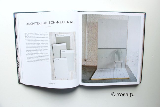 Buchvorstellung :: Stilvoll Wohnen Mit Farbe | | Rosa P.