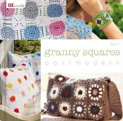 mein buch: granny squares postmodern