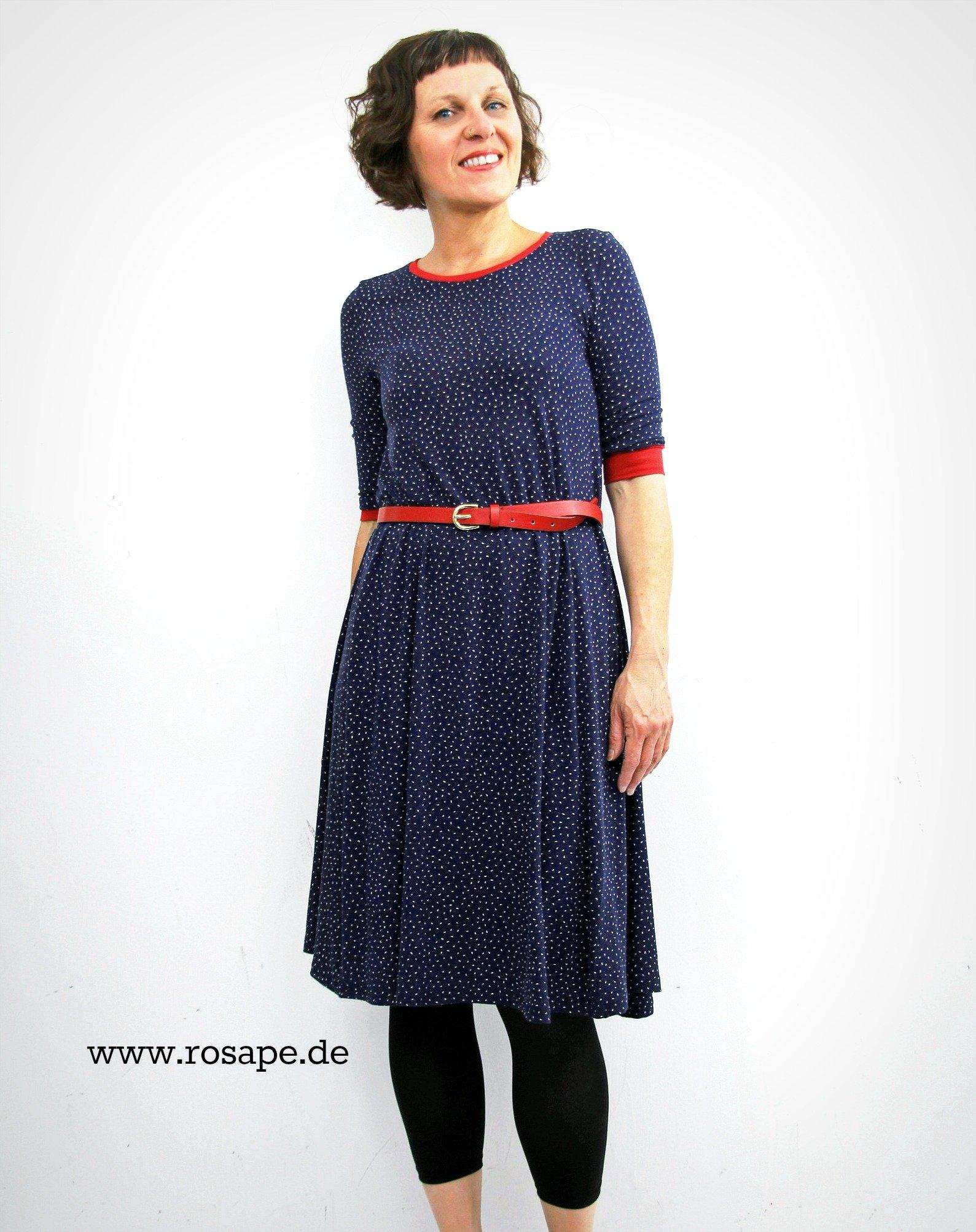 bf6e45e995ee94 Und wenn das Kleid dann noch so beschwingt und leicht ist, kann der Tag  kommen. Mit Regen oder Sonnenschein.