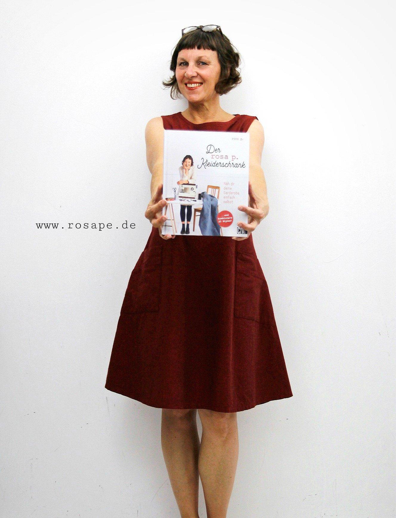 Der Rosa P Kleiderschrank Das Neue Buch Ist Da Rosa P